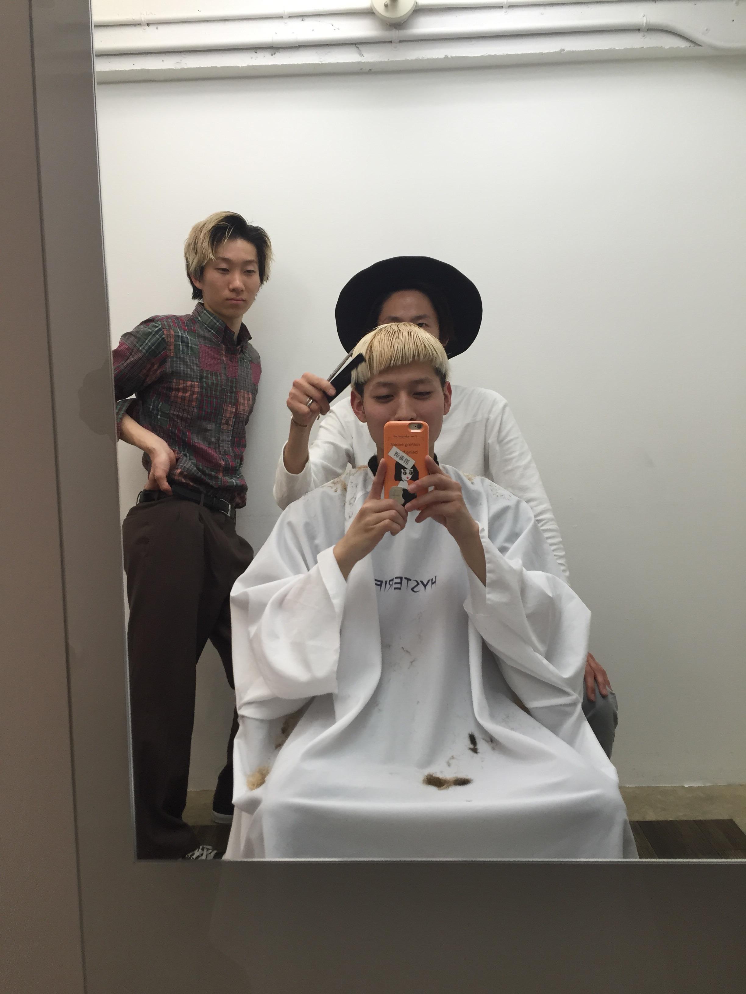 関根さんカットでかわいい前髪
